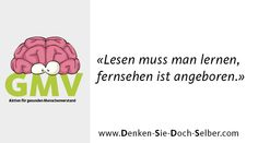 www.denken-sie-doch-selber.com Mental Training, Trainer, Motivation, Reading, Determination, Inspiration