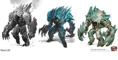 The monstrous concept art of InFamous 2