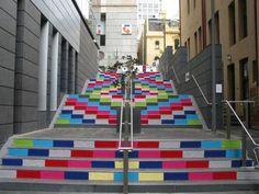 Escalena en Sussex Lane en Sydney (Australia).