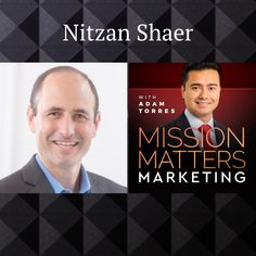 Platforms like WEVO are changing the way CMOs operate. In this episode, Adam Torres and Nitzan Shaer, CEO & Co-Founder at WEVO, explore the WEVO story and how the platform is helping businesses thrive. Customer Insight, Customer Experience, Air Force Academy, What Is Work, Harvard Business School, Consulting Firms, Business Journal, Co Founder