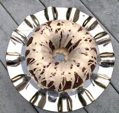 Apple Bundt Cake with Maple Glaze at http://thedessertchronicles.com