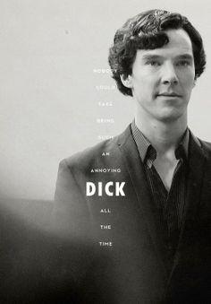 Sherlock as told by John Watson