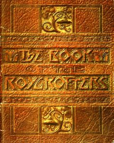 The book of the Roycrofters : being a catalog of things beautiful in paper, leather and copper, fashioned Roycroftie by Roycroft artists. (c. 1914)