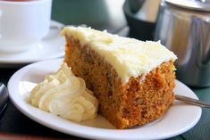 Looking for a Carrot Cake recipe? Get great family cooking recipes for kids and adults. Recipes for Carrot Cake are great to make with the whole family. Diabetic Desserts, Sugar Free Desserts, Diabetic Recipes, Dessert Recipes, Cooking Recipes, Diabetic Foods, Low Gi Desserts, Pre Diabetic, Diabetic Living