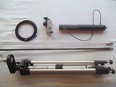 Portable All Band HF Antenna w Tripod Ham Radio Marine Short Wave SHTF QRP New | eBay