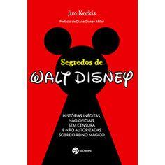 Livro - Segredos de Walt Disney