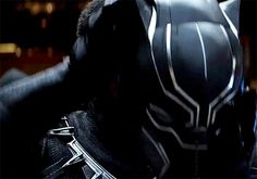 Chadwick Boseman as T'Challa/Black Panther in Captain America: Civil War