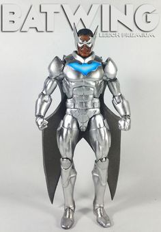 Batwing Custom Action Figure