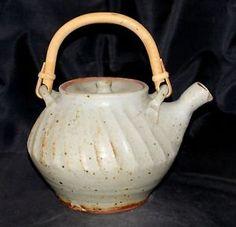 Mint LG Warren Mackenzie Studio Mingei Pottery Teapot Tea Pot ...