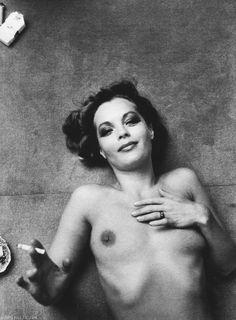 Giancarlo Botti • Romy Schneider • 1974