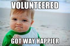 30 Best Volunteer Management Memes images in 2020 | volunteer management,  volunteer, memes, new friends