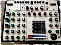 EMS Synthi AKS (1972) #1970s #vintage #synth #synthesizer #retro