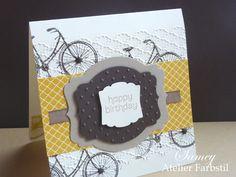 Einladung Zum 2 Geburtstag, Kindergeburtstag, Einladungskarte,  Geburtstagskarte, Stampin UP!, Sandra Kolb, Www.samey.de,  Www.samey Atelierfarbstil.