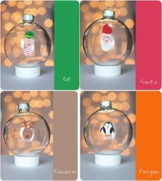 thumbprint ornaments by angelcat
