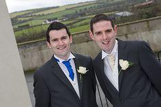 groom and bestman