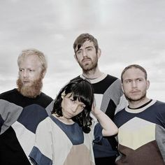 Little Dragon - Electric Music Band | Goethenburg | Sweden