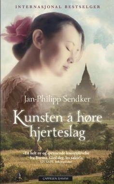 """""""Kunsten å høre hjerteslag"""" av Jan-Philipp Sendker"""