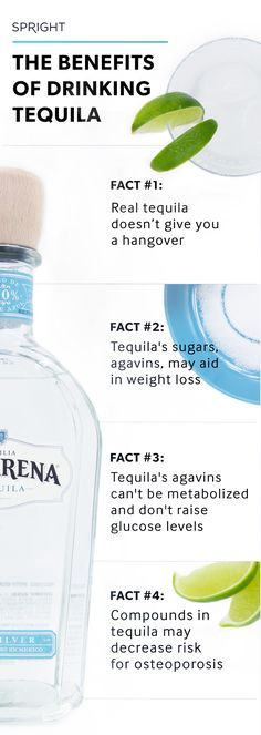 100% agave tequila is not only a good choice to stay in your Paleo guidelines, it actually has some benefits!