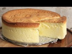 Japanese Cotton Cheesecake Recipe| Laura in the Kitchen