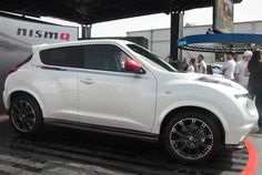 Nissan Nismo Juke at the Goodwood Festival of Speed