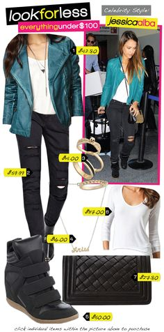 riches for rags: Celebrity Style: Jessica Alba