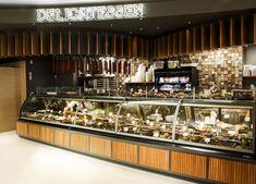 Восхитительный продуктовый супермаркет Breadberry в Нью-Йорке