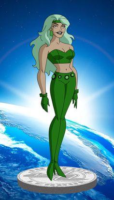 Dc Comics Women, Comics Girls, Bruce Timm, Comic Book Characters, Comic Character, Dc Animated Series, Justice League Animated, Batman The Dark Knight, Superhero Design