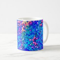 #photo - #Juniper Glitch Coffee Mug