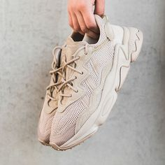Adidas Shoes OFF!>> JD Sports Drop an Exclusive adidas Ozweego in a… - Sneaker Freaker Sock Shoes, Men's Shoes, Shoes Sneakers, Dad Shoes, Shoes Style, Shoes Men, Beige Sneakers, Adidas Sneakers, Adidas Pants