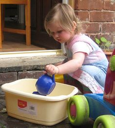 A helpful introduction to sensory play tubs with great ideas of what to include in them.  Make sure you check out some of the reader comments for great ideas too!