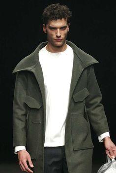 Male Fashion Trends: Daniel Rosa Fall-Winter 2017 - 080 Barcelona Fashion