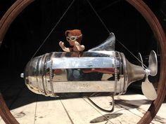 Steampunk Zeppelin-Airship Dirigible-Aircraft by StorydiToy