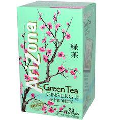 Tea bags Arizona tea