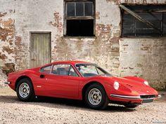 Ferrari Dino 246 Gt, 1967-1974, 195bhp Cars For Sale, Vintage Cars, Ferrari, Classic Cars, Antique Cars, Old School Cars, Classic Trucks