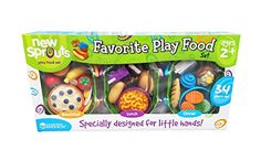 New Sprouts Favorite Play Food 34 Piece Set, 2015 Amazon Top Rated Kitchen Toys #Toy