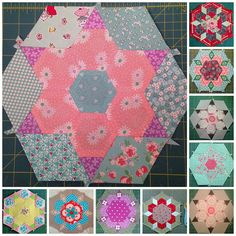 """Join the paper pieced Smitten Quilt-Along Join our QAL on Flickr <a href=""""https://www.flickr.com/groups/smittenquilt/"""">www.flickr.com/groups/smittenquilt/</a> or facebook: <a href=""""https://www.facebook.com/groups/smittenquilt/"""" rel=""""nofollow"""">www.facebook.com/groups/smittenquilt/</a>"""