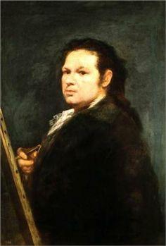 Artist: Francisco Goya Fecha de Terminación: 1783 Estilo: Romanticismo Género: autorretrato Técnica: aceite Material: lona Dimensiones: 86 x 60 cm Galería: Musée Agen, Francia