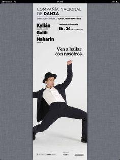 Cartel ext teatro CND nov 2013