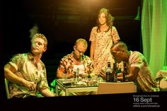 """The fastest-selling production in the Young Vic's history, Tennessee Williams' timeless masterpiece """"A Streetcar Named Desire"""" stars Gillian Anderson (""""The X-Files"""") as Blanche DuBois, Ben Foster (""""Lone Survivor"""") as Stanley and Vanessa Kirby (BBC's """"Great Expectations"""") as Stella."""