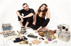 Lauren Singer & Daniel Silverstein