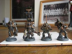 Iron Warriors command