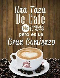 Geniales memes y frases para amantes del café  Cambiar al mundo con una taza de café