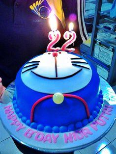 Doraemon cake..