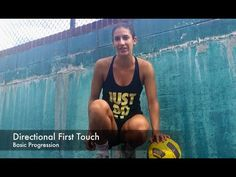 Yael's Method | Directional First Touch Soccer Series