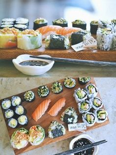 Alice's Pink Diary: Sushi Inspiration