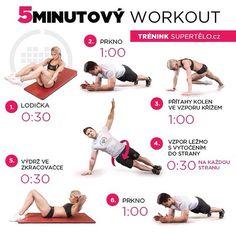 Supertělo.cz — Máte jeden život. Žijte ho naplno. Workout, Instagram Posts, Shopping, Work Out, Exercise