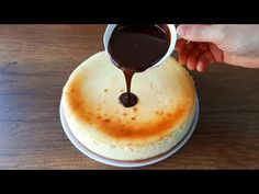 YouTube Strudel, Cheesecake, Gluten Free, Pudding, Tart, Cooking, Breakfast, Desserts, Food