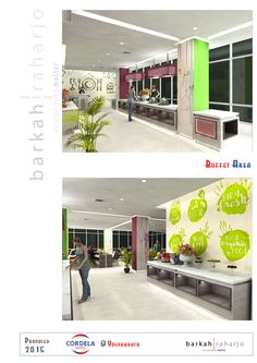 PROPOSED Hotel Cordela Yogyakarta - Buffet Area