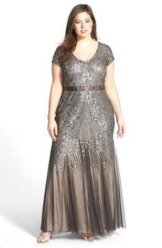 Beautiful Plus Size Bridesmaid Dresses