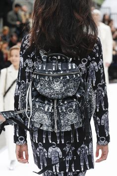 Chanel Fall 2017 Ready-to-Wear Fashion Show Details Space Tourist?